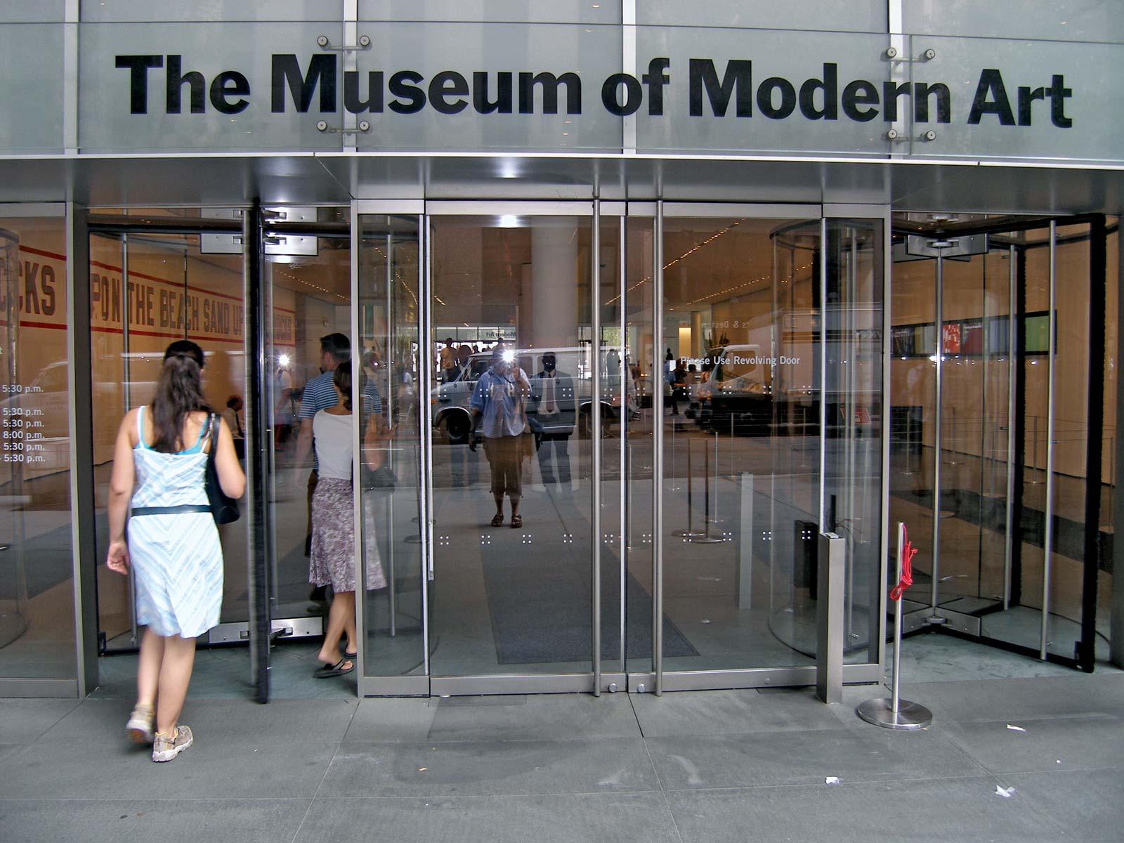 Muzeul de artă modernă din New York