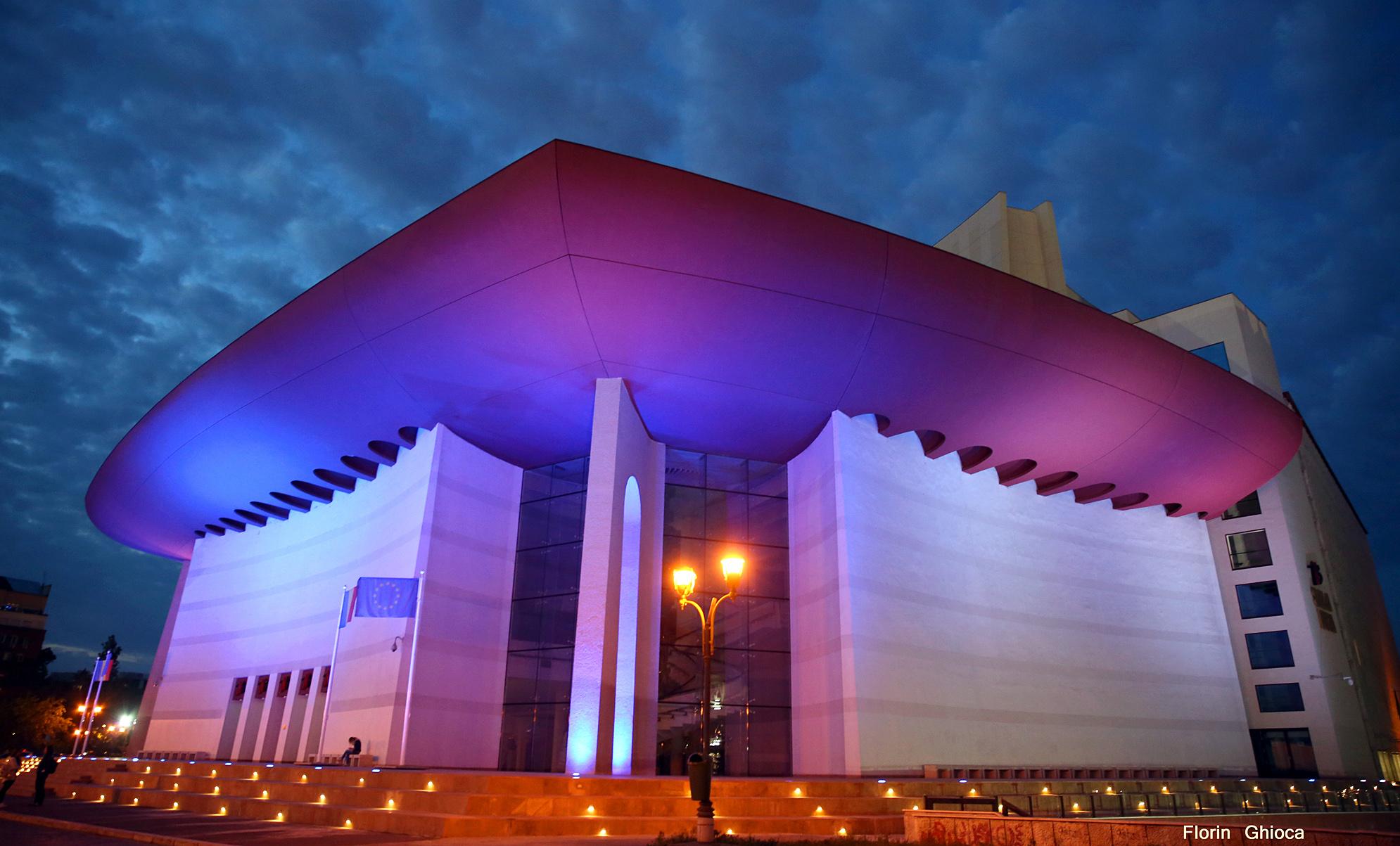 Teatrul Național București redeschide stagiunea
