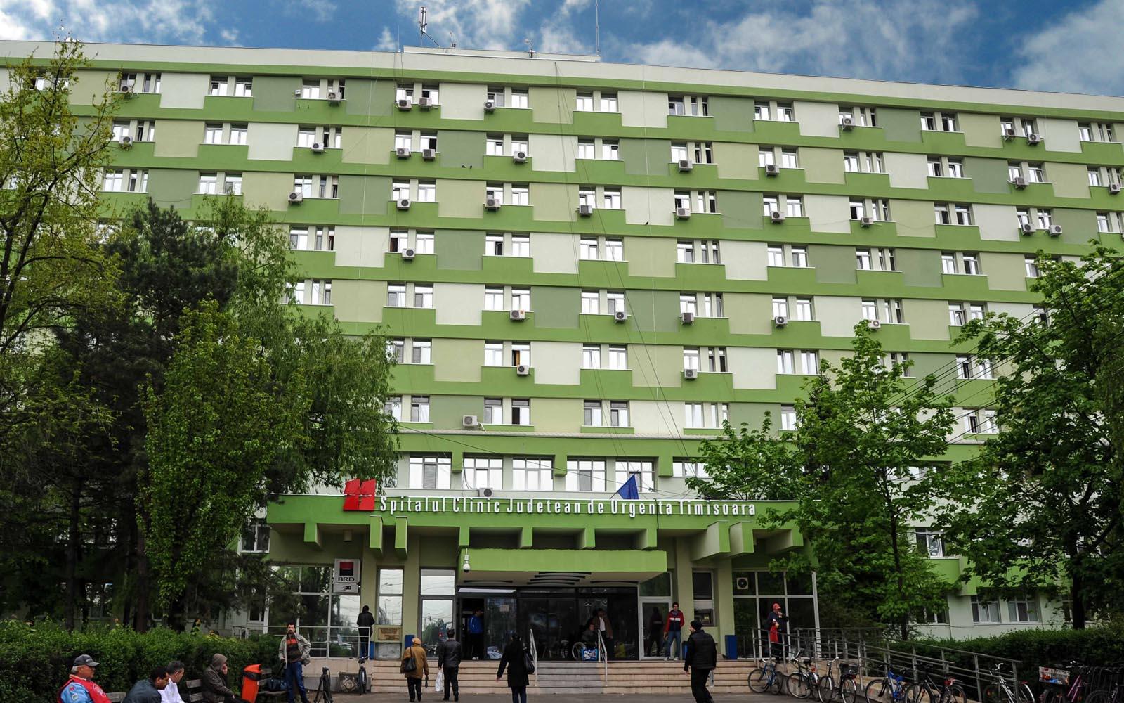 Spitalul Județean din Timișoara