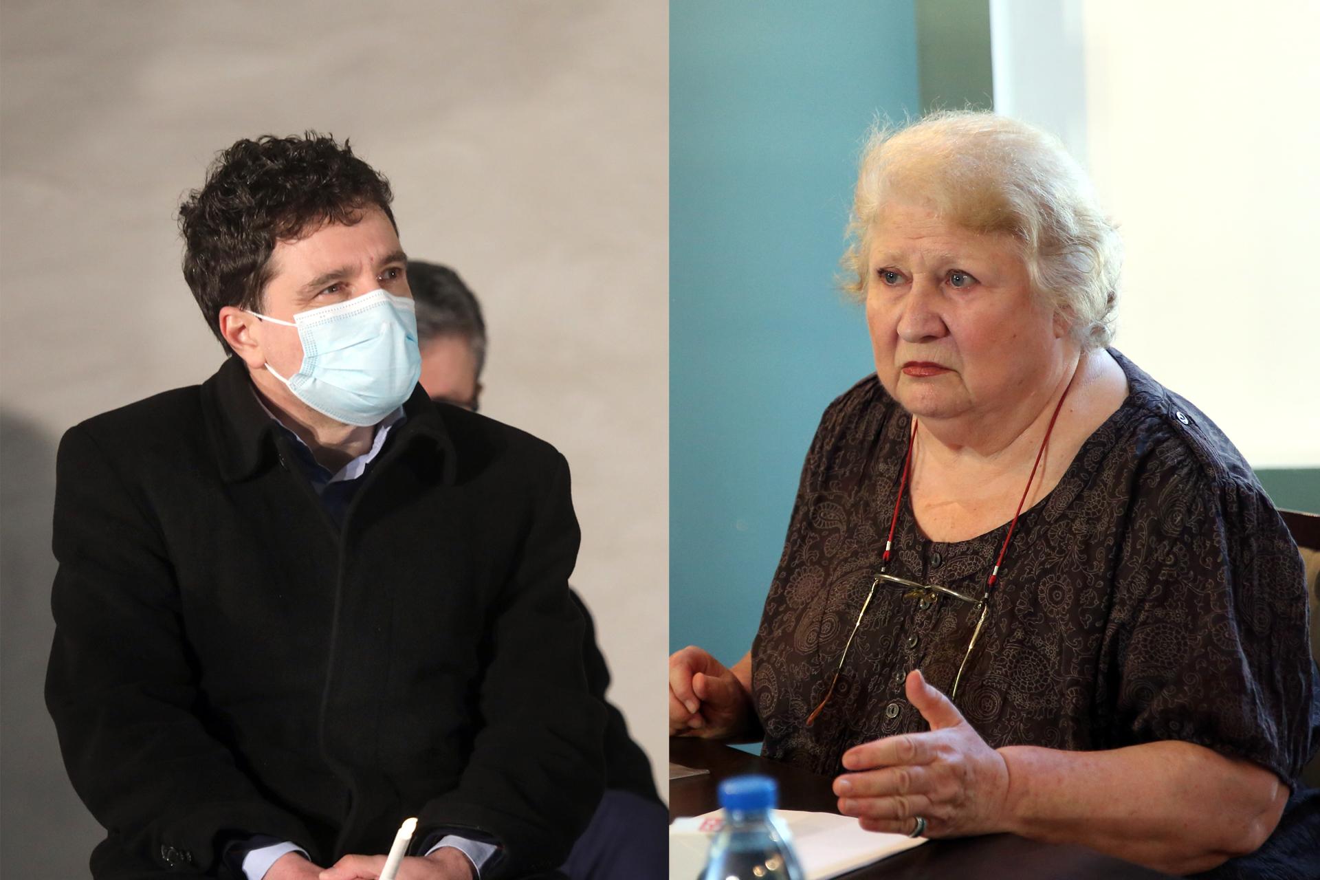 Nicusor Dan cazul Dorina Lazar